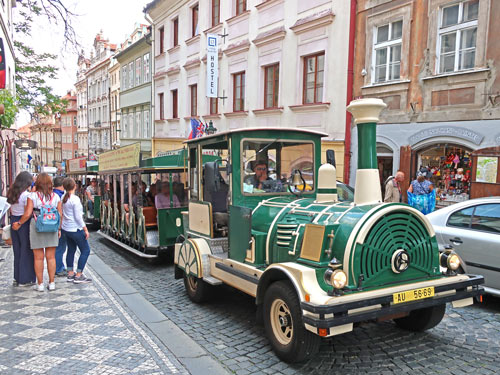 Miniature Train, Praque Czechia