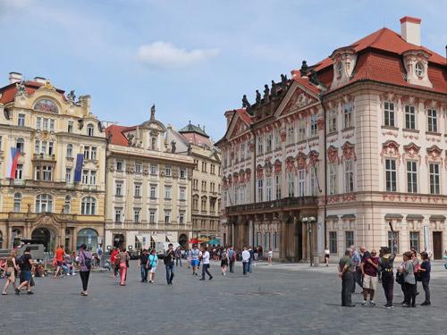 Tourist attractions in prague czech republic praha for Top ten prague