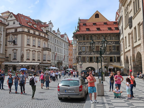Car Rental in Prague